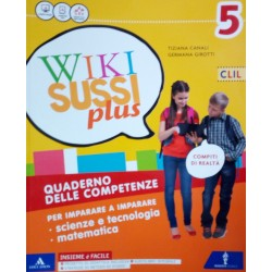 WIKISUSSI PLUS 5 Scienze...