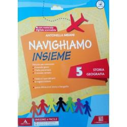 NAVIGHIAMO INSIEME 5 Storia...