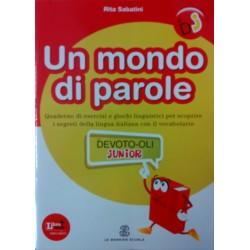 UN MONDO DI PAROLE -...