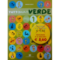 TUTTOMAT VERDE 1 Matematica...