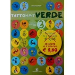 TUTTOMAT VERDE 3 Matematica...