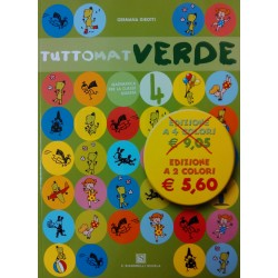 TUTTOMAT VERDE 4 Matematica...