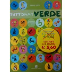 TUTTOMAT VERDE 5 Matematica...