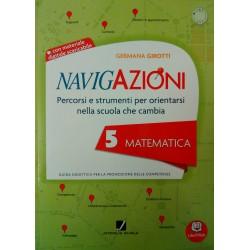 NAVIGAZIONI 5 Matematica -...