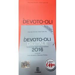 il DEVOTO-OLI 2016 +...