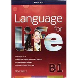 Language for life B1 - OXFORD