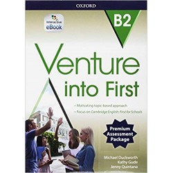 Venture into first B2...