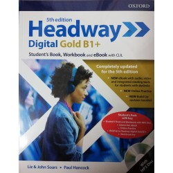 Headway Digital Gold B1+...
