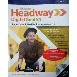 Headway Digital Gold B1...
