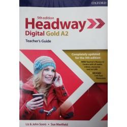 Headway Digital Gold A2...