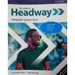 Headway Advanced Student's...