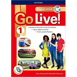 Go Live! 1 Student's Book &...