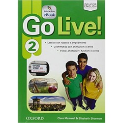 Go Live! 2 Student's Book &...