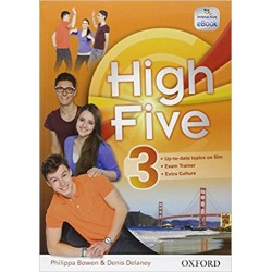 High five 3 Student's...