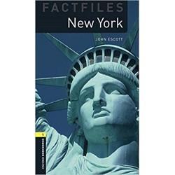 New York - Oxford Bookworms...