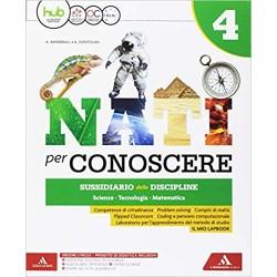 NATI PER CONOSCERE 4 Vol....