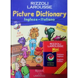 Picture Dictionary Inglese...