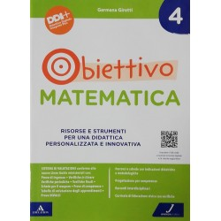 Obiettivo MATEMATICA 4ª -...