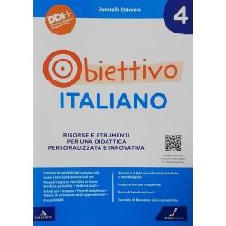Obiettivo ITALIANO 4ª -...