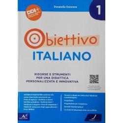 Obiettivo ITALIANO 1ª -...
