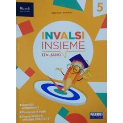 INVALSI INSIEME Italiano 5...