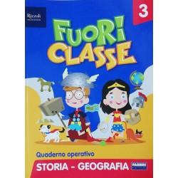 FUORICLASSE 3 Storia...