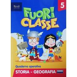 FUORICLASSE 5 Storia...
